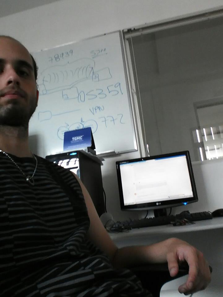 Ricardo Wagner Arouxa VPN